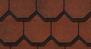 Beautiful roofing Shingles