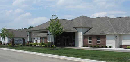 Roofing Job in Clio, MI At Assisted Living Facility Cranberry Park
