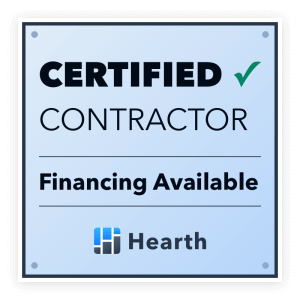 Financing for Ideal Roofing LLC - Hearth