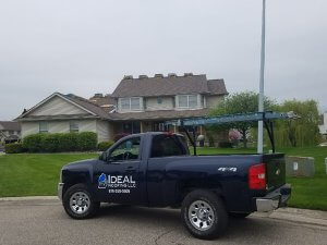 Ideal Roofing giving back to our community