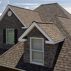 New Roofing Company Shingles