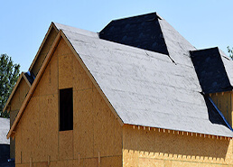 PRE-ROOFED HOME