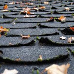old shingles that need to be replaced